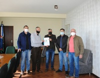 Câmara realiza entrega do Plano Diretor à Prefeitura Municipal de Pinhão