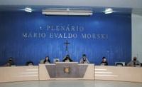 Câmara recebe visita dos alunos do 7º Ano do Colégio Expressão