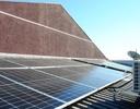 Iniciada a instalação de painéis solares no prédio da Câmara
