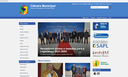 Novo portal eletrônico da Câmara Municipal de Vereadores de Pinhão